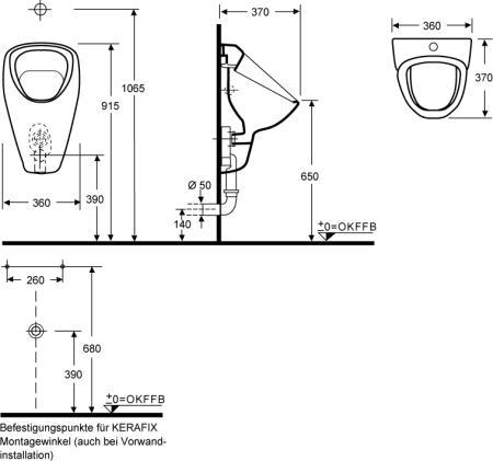 Installationsmasse Sanitar Rk Immobilien Service